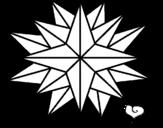 Dibujo de Bright star