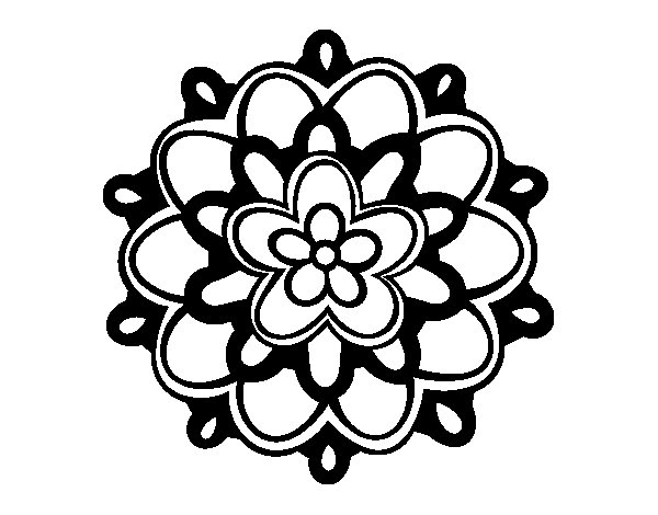Image Result For Flower Coloring Flowers Coloring Pages