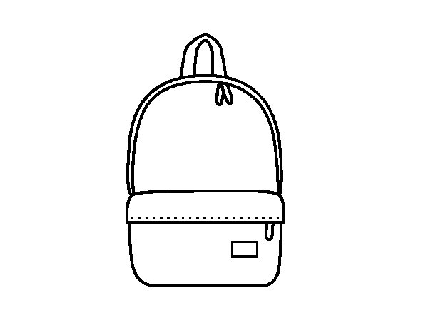 Coloring Backpack Backpack For Your Vacations