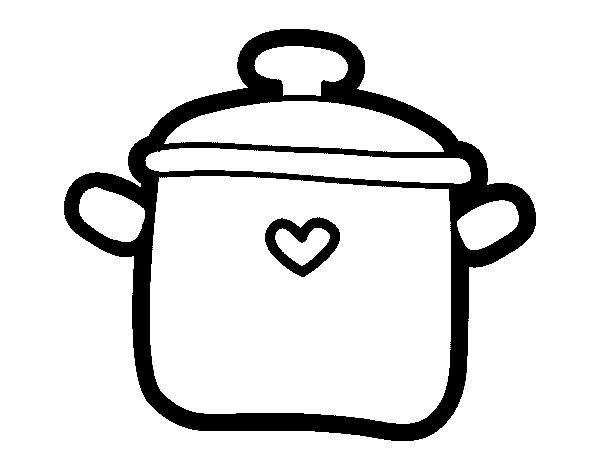 Electric Rice Cooker Coloring Pages Coloring Pages