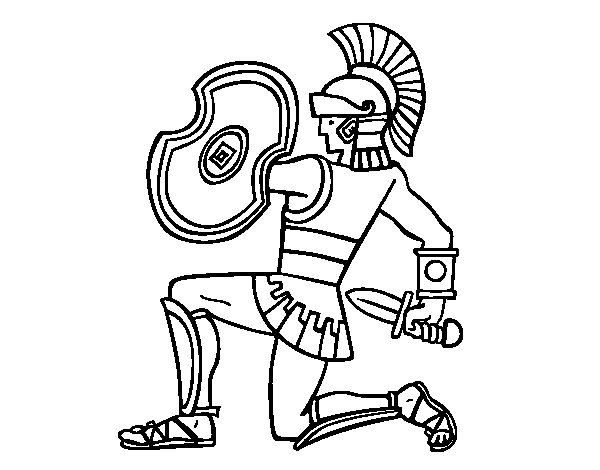 Augustus caesar coloring page coloring pages for Little caesars coloring pages