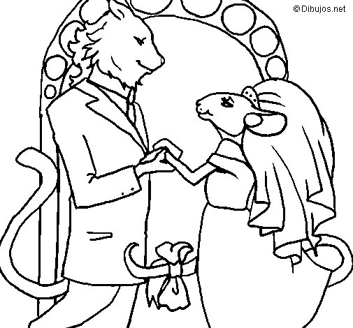 little mouse coloring pages - photo#19