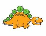 The Stegosaurus