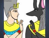 Ramses and Anubis