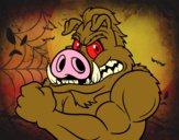 Wild boar strong