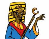 Angry Pharaoh