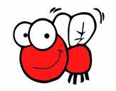 Happy fly