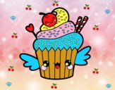 The Cupcake kawaii
