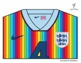 England World Cup 2014 t-shirt