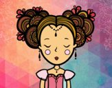 Classical princess