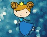 Princess flying