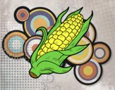 A corncob