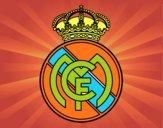 Real Madrid C.F. crest