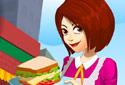 Nora's sandwich