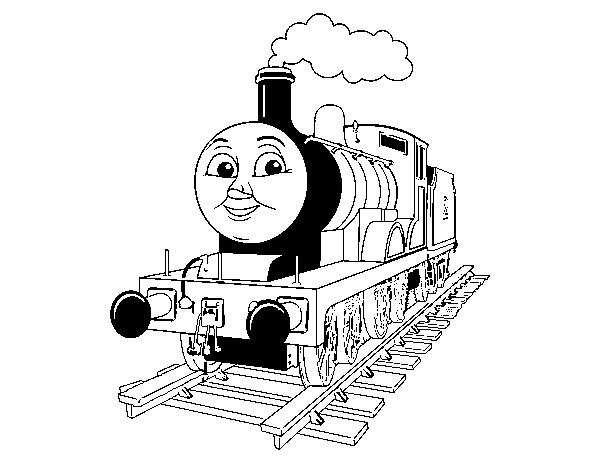 Edward coloring page