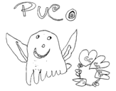 Puco coloring page